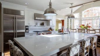 Beautiful Mendham NJ Dream Kitchen