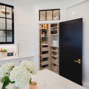 Beautiful Organized Minneapolis Pantry - California Closets