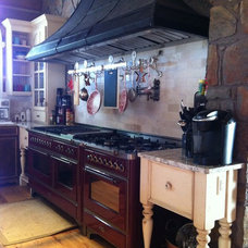 Eclectic Kitchen by Rhonda Kieson Designs