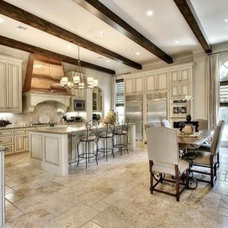 Contemporary Kitchen by Natural Stone Gallery