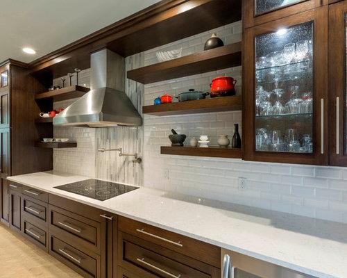 Kitchen Design Ideas Renovations Photos With Quartz Countertops And Cork Flooring