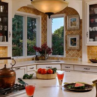 Tile Around Kitchen Window | Houzz