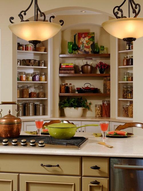 Beautiful Traditional Kitchen in Vienna
