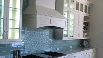 Beautiful Transitional House-Kitchen