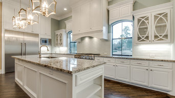 Beautiful Transitional White New Build in Spring, TX