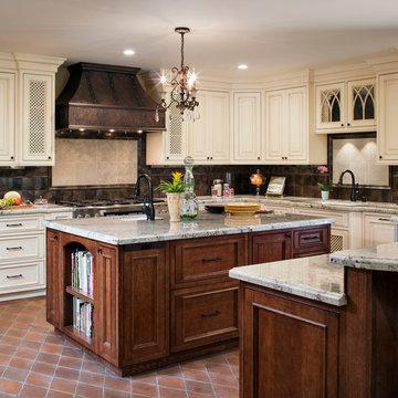 Beautiful Tudor Kitchen