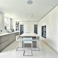 Contemporary Kitchen by Marco Joe Fazio, LBIPP