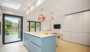 Beautiful West London Kitchen