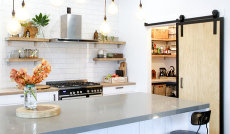 Picture Perfect: 40 Butler's Pantries All Set to Serve Up a Treat