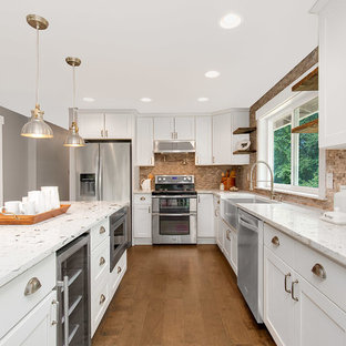 Traditional kitchen ideas - Inspiration for a timeless kitchen remodel in Seattle