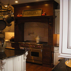 Traditional Kitchen by Englund Construction, Inc.