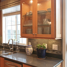 Eclectic Kitchen by Julia Williams, ASID