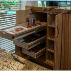Mid Century Modern Kitchen - Modern - Kitchen - San Diego ...