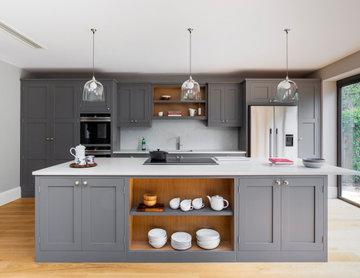 Beckenham Painted Shaker Kitchen