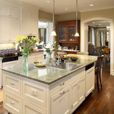 Traditional Kitchen by Becker Architects Limited