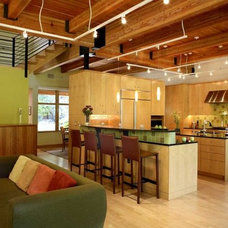Contemporary Kitchen by Becker Architects Limited