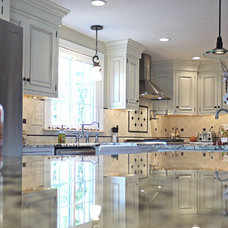 Traditional Kitchen by Spotlight Kitchen And Bath Inc.