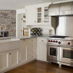 Walk In Pantry Traditional Kitchen New York By