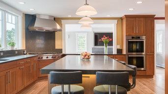 Bedford Transitional Kitchen