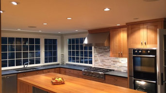 Beech Cabinetry kitchen remodel