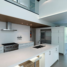 Contemporary Kitchen by Altius Architecture, Inc.