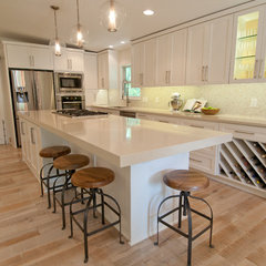 modern kitchen by Butter Lutz Interiors, LLC