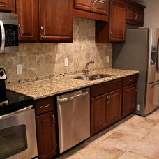 Traditional Kitchen by Eric B Home Improvement