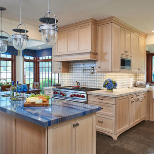 Before and After La Canada Kitchen Remodel