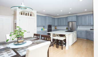 Before and After Litza way Kitchen