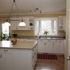 Traditional Kitchen by Interiors by Mj