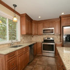 Wild turkey lodge traditional kitchen atlanta by for Traditional kitchen meaning