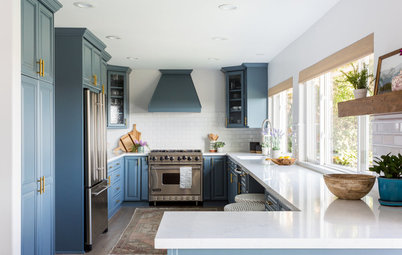 The 10 Most Popular New Kitchens on Houzz Right Now
