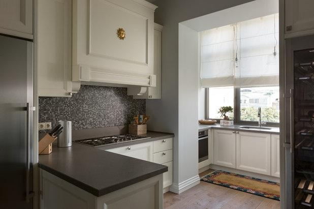 Дизайн кухни совмещенной с лоджией фото