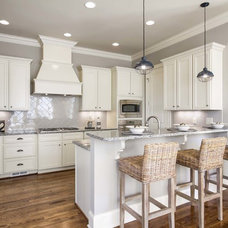Eclectic Kitchen by Pro Media Tours