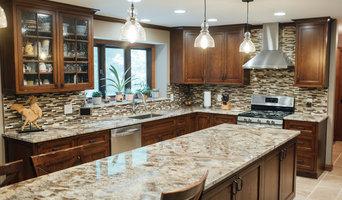 Bellbrook/Sugarcreek - White Oak Kitchen