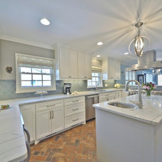 Transitional Kitchen by Design Directions