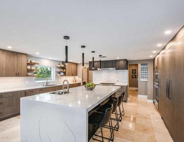 Belleair Beach Contemporary Kitchen
