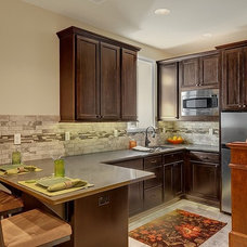 Traditional Kitchen by Rod Nicholas Finishing Touch