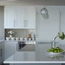 Contemporary Kitchen by Upward Construction & Renovation