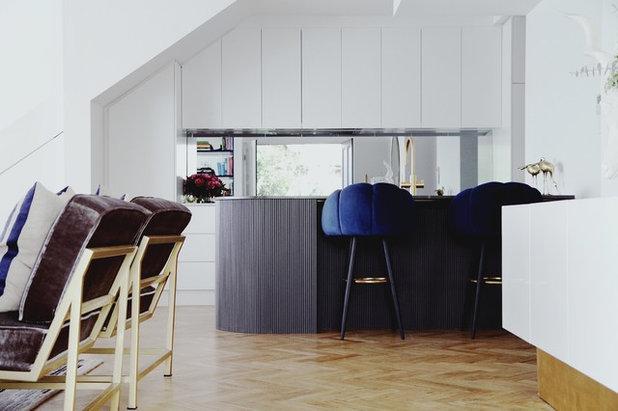 Современный Кухня by Integriti Projects