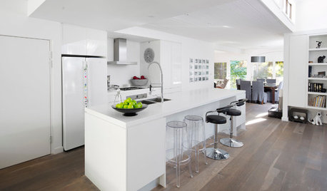 Kitchen Inspiration: 13 Wonderfully White Kitchens