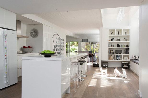 Contemporáneo Cocina by Zugai Strudwick Architects