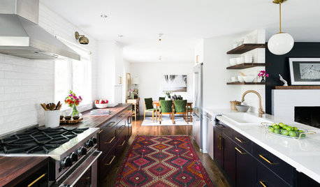 Add Warmth and Personality to Your Kitchen With a Runner