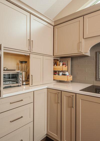 13 ideas de almacenaje para tu cocina con presupuesto for Almacenaje de cocina