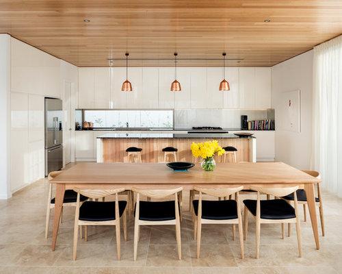 Best Scandinavian Eat In Kitchen Design Ideas Amp Remodel