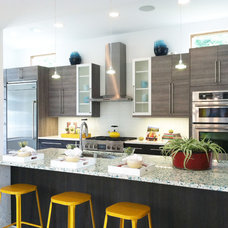 Contemporary Kitchen by Iron Horse Kitchen Studio