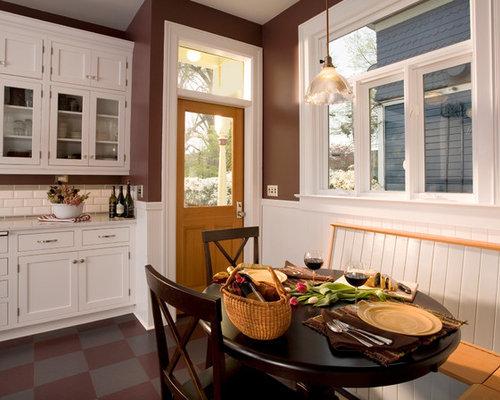 Transom window over door home design ideas pictures for Kitchen back door with window