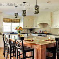 Traditional Kitchen by Homestead Kitchens