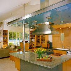 Contemporary Kitchen by C Wright Design