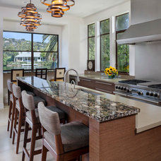Contemporary Kitchen by Case540,
